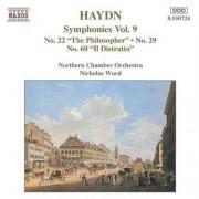 J. Haydn - Symphonies Vol.9 (0730099572422) (1 CD)