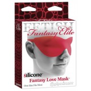 Fantasy Love Mask Red