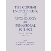 The Corsini Encyclopedia of Psychology and Behavioral Science: v. 3 by Raymond J. Corsini