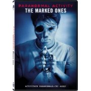 PARANORMAL ACTIVITY THE MARKED ONES DVD 2014
