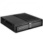 Carcasa Mini-ITX SilverStone Milo ML08 USB 3.0 Black