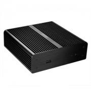 Carcasa Akasa Newton Fanless NUC Black, UCFF, aluminiu, AK-ITX07-BK