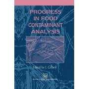 Progress in Food Contaminant Analysis by James Gilbert