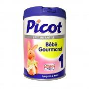 picot lait infantile bebe gourmand 1er age 900g