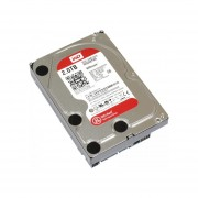 Disco Duro Interno Western Digital Red 3.5, WD20EFRX, 2TB, SATA