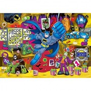 Buffalo Games Build & Explore Kids Jigsaw Trouble in The Batcave Puzzle (24 Pieces)