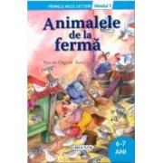Animalele de la ferma - Primele mele lecturi - Nivelul 1