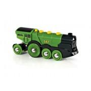 Big Green Action Locomotive by Brio