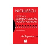 Dictionar german roman - roman german de buzunar.