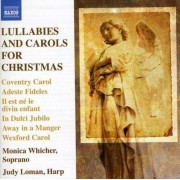 Monica/ Judy Loma Whicher - Lullabies & Carols For.. (0747313251070) (1 CD)