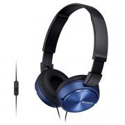 Auscultadores Sony MDR-ZX310AP - Azul