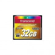 Card Transcend Compact Flash 32GB 1000x