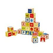 Hape HAP-E0419 ABC Blocks