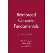 Reinforced Concrete Fundamentals by Phil Moss Ferguson