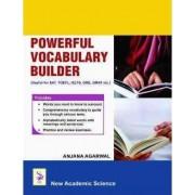 Powerful Vocabulary Builder by Anjana Agarwal