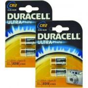 Duracell Ultra Power Lithium 2 Pks of 2 (BUN0085A)