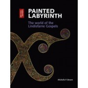 Painted Labyrinth by Michelle P. Brown