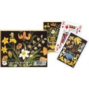 Vintage Bouquet - Double Deck Playing Cards by Piatnik