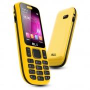 CELULAR AMARELO c/TV Bluetooth MP3 Rádio FM 2 Chips