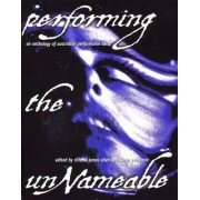 Performing the Unnameable by Richard Allen
