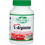 L-Arginina Organika 500 mg 90 capsule
