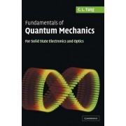 Fundamentals of Quantum Mechanics by C. L. Tang