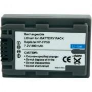 NP-FP50 Sony kamera akku 7,2 V 550 mAh, (252074)