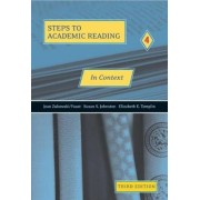 Steps to Academic Reading 4 by Jean Zukowski-Faust