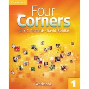Four Corners Level 1 Workbook by Jack C. Richards