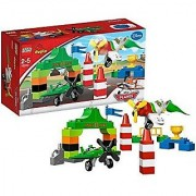 Lego Air Race of Duplo Plains Lips Ringer and El Chupacabra 10510