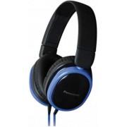 Casti Stereo Panasonic RP-HX250E-A (Negru/Albastru)