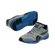 PUMA Faas 350 S Scarpe da corsa Uomini grigio/blu Corsa