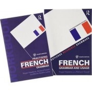French Grammar and Usage + Practising French Grammar by Roger Hawkins