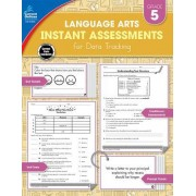 Instant Assessments for Data Tracking, Grade 5: Language Arts