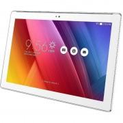 Tableta Asus ZenPad Z300C-1B055A 10.1 inch IPS Intel Atom X3-C3200 1.0 GHz Quad Core 2GB RAM 16GB flash WiFi GPS Android 5.0 White