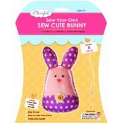My Studio Girl Sew Cute Kit, Bunny