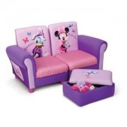 Minnie 3-En-1 Canapé/Coffre Delta Children Tc85678mn