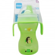 Mam Baby Biberon learn to drink 270 ml Cup Verde