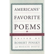 Americans' Favourite Poems by Robert Pinsky