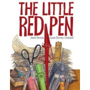 The Little Red Pen by Janet Stevens