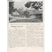La Construction Moderne : 41 Annee - Fascicule N°13 - 27 Decembre 1925 / Habitation Normande- Kiosques Et Edicules Modernes - Promenade Esthetique A L'exposition Des Arts Decoratifs...