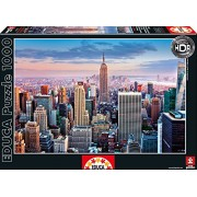 Educa - 14811 - Puzzle - 1000 New York HDR