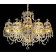 Crystal chandelier 4050 06/34HK-184SW