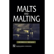 Malts and Malting by D.E. Briggs