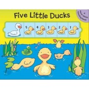 Five Little Ducks by Genny Haines