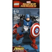 LEGO Super Heroes Captain America 4597
