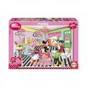 Educa Disney Minnie egér puzzle, 100 darabos