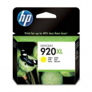 HP oryginalny ink blistr, CD974AE#231, No.920XL, yellow, 700s, HP Officejet