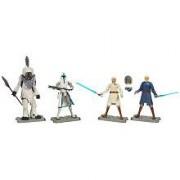 Hasbro Star Wars 26958 Battle of Orto Plutonia - Tablero de juego de batallas, diseño de La guerra de las galaxias