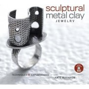 Sculptural Metal Clay Jewelry by Kate McKinnon